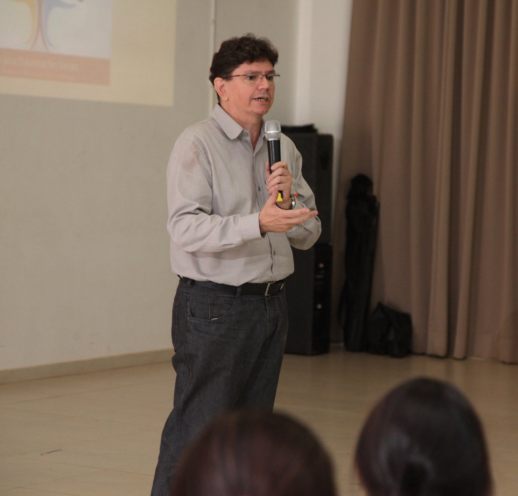 Venilson Vitorino presidente da Fundação Aperam Acesita